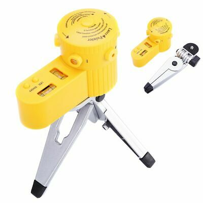 Multifunction Cross Line Laser Levels Measure Tool With Tripod Spirit Level