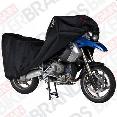 DS Motorcycle cover - SIZE XLARGE - Optimum protection against the elements