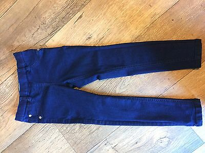 Nowt Next Girls Skinny Jeans 6 Years