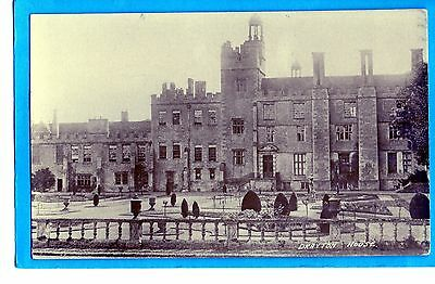 Drayton House _ Lowick Nr Kettering- Rp  Un-Named Publisher  Unposted