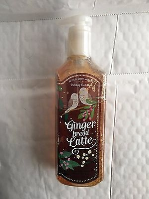 Bath & Body Works Deep Cleansing Hand Soap Gingerbread Latte 236ml