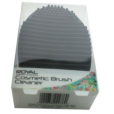 Royal Cosmetic Brush Cleaner Silicone Egg