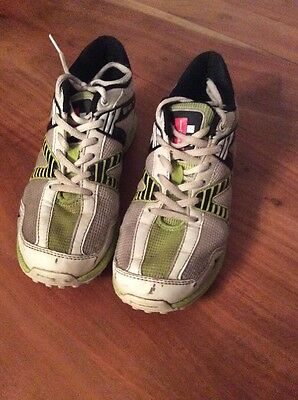 Size 4 Gray Nicolls Cricket Shoes