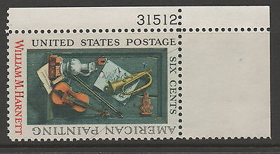 USA American Painting -Numbered MNH