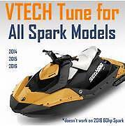 Seadoo Spark - Engine Remapping Service - Maptuner X - Vtechtuned.com