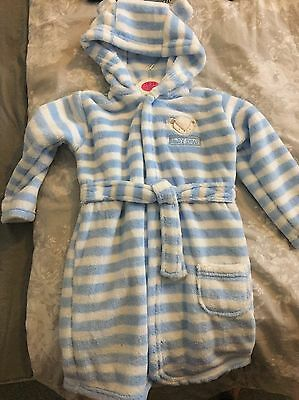 Baby Dressing Gown BNWT 18-24 Months