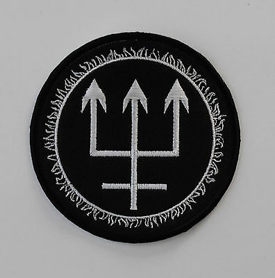 Watain Embroidered Patch Dissection Behexen Enthroned Marduk Sargeist Emperor