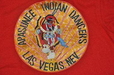 Apasunee Indian Dancers Jacket Las Vegas Official Boy Scouts of America Jacket