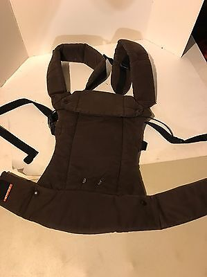 beco gemini Baby Carrier Brown Becco