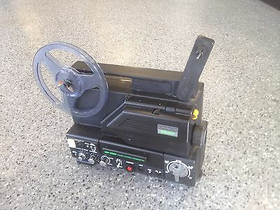 Chinon SP-350 Twin Track Super 8 Magnetic Sound Projector