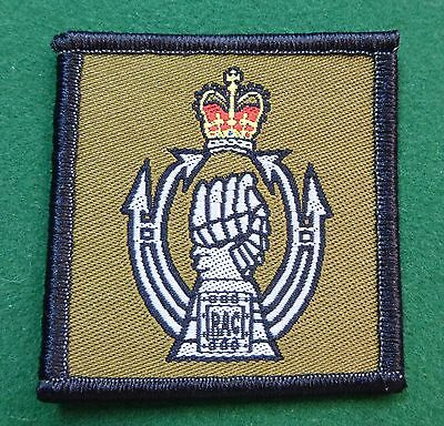 British Army Cloth Badge Royal Armoured Corps Training Centre Recruits