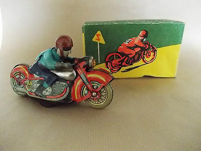 Russian Motorcycle Motodrill including original and very rare box Made in USSR