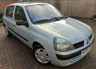 Renault Clio 1.2 16v Expression 3dr  VERY GOOD CONDITION