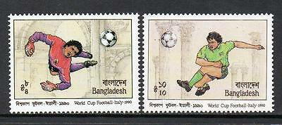 Bangladesh MNH 1990 Football World Cup