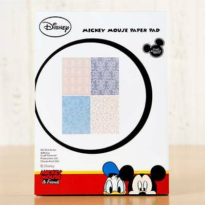 Disney Paper Pad A5 250g - Disney Mickey Maus & Friends - Mickey Maus Paper