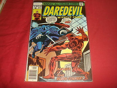 DAREDEVIL #148   Marvel Comics 1977  VF
