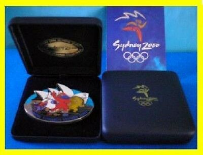 BS 14# LIMITED EDITION SYDNEY 2000 OLYMPIC GAMES * Stepping Towards Sydney 2000