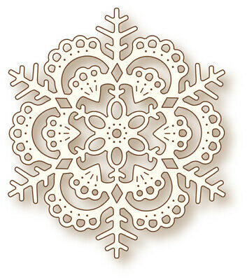 Wild Rose Studio's Specialty Stanzer - Lacy Snowflake