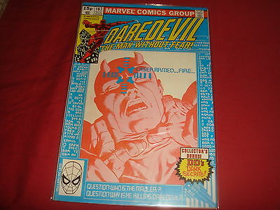 DAREDEVIL #167  Frank Miller   Marvel Comics 1980  VF/ NM