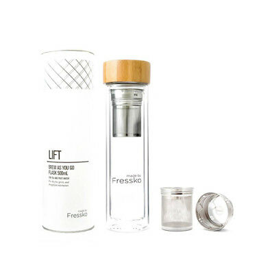 NEW FRESSKO LIFT FLASK – 500ml Coffee