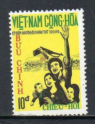 Vietnam MNH 1973 Celebration of the 200,000th Returnee