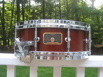 RARE TAMA PRO CUSTOM 5x14 Snare Drum PS2315C Craig Krampf Solid Maple Shell, 80s