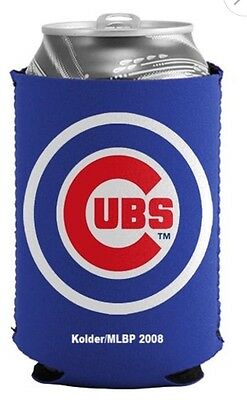 Chicago Cubs Royal Blue Collapsible Can Cooler