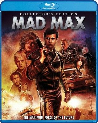 Mad Max (Collector's Edition) [New Blu-ray] Collector's Ed, Widescreen