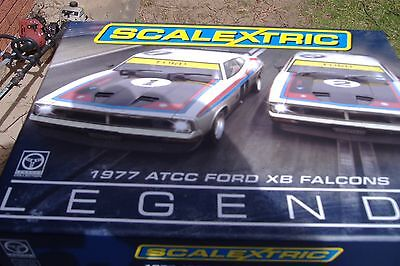 Scalextric1977 Atcc Ford Xb Falcons Moffat/bond Twin Pack Limited Ed 1/3000.
