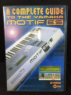 A Complete Guide To The Yamaha Motif Es Instructional Dvd