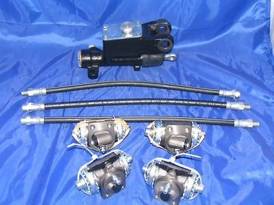 Master, Wheel Cylinders, Hoses 37 38 39 Chevrolet Chevy