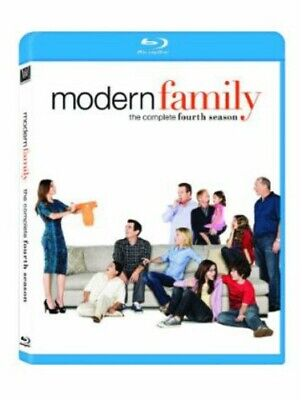 Modern Family: The Complete Fourth Season [New Blu-ray] 3 Pack, Ac-3/Dolby Dig