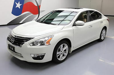 2015 Nissan Altima  2015 NISSAN ALTIMA SL SEDAN SUNROOF NAV REAR CAM 8K MI #895180 Texas Direct Auto