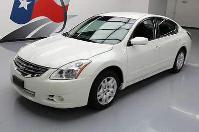 2012 Nissan Altima  2012 NISSAN ALTIMA 2.5 S SEDAN CRUISE CTRL CD AUDIO 47K #488712 Texas Direct