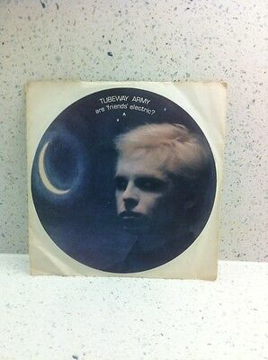 "Tubeway Army Are Friends Electric 7"" Vinyl"