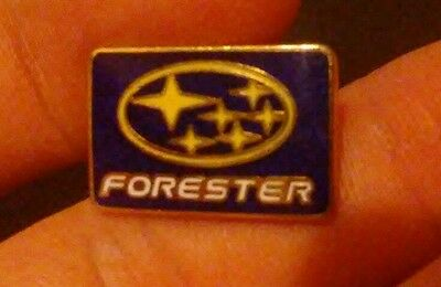 SUBARU FORESTER Car Logo Pin Badge