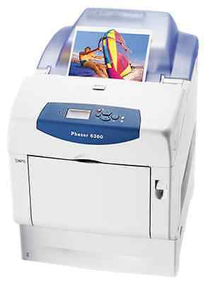 Imprimante Laser Couleur  Xerox Phaser 6360