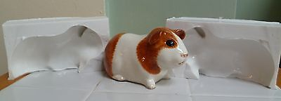 3D Guinea Pig Silicone Mould For Cake Toppers, Chocolate, Clay Etc