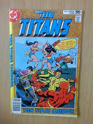 The Teen Titans Number 53 Final Issue  1978