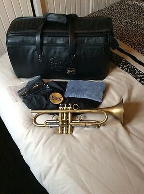 Taylor Chicago 46 I I Trumpet With Chicago 46 Ill New Shape Bell And Main Slide