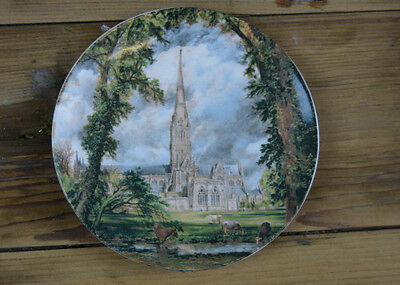Collectable Poole Pottery Church Scene Plate
