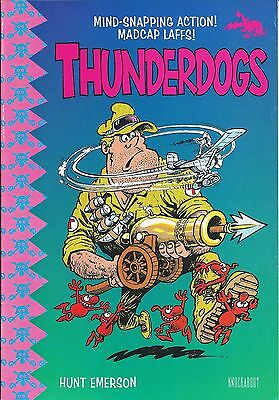THUNDERDOGS by Hunt Emerson