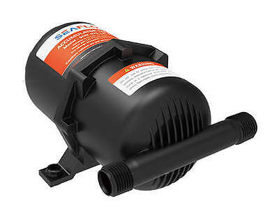 Seaflo Accumulator Tank Water Pump Flow Control Internal Bladder 125 psi 23.5 oz