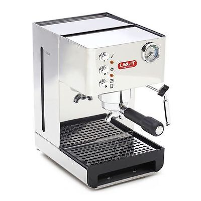 Lelit PL41EM Stainless Steal Espresso Machine 220v - Made in Italy!!!