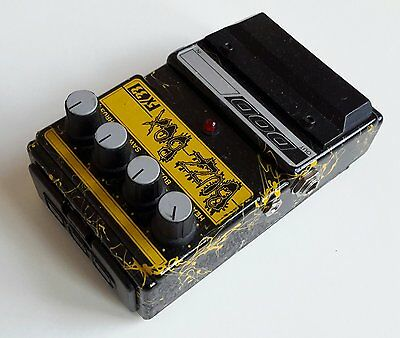 Buzz Box guitar pedal by DOD