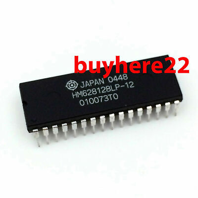 HM628128LP-12 HM628128 DIP IC 131072 Word x 8bit High Speed CMOS NEW UK SELLER