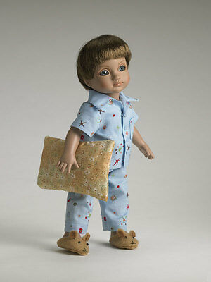 """Michael """"PILLOW PAL"""" Mary Engelbreit collection 10"""" doll BENT LEGS NRFB LAST ONE"""