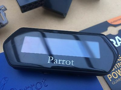Parrot MKi9100 Bluetooth Hands-Free Car Kit LCD screen fully tested v3.00 VGC