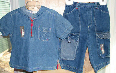 Enfant 90 or 12 to 24 month Jean Outfit from Enfant Jeans