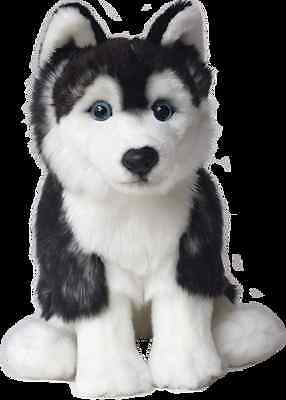 "Husky 12"" soft toy by Faithful Friends new"